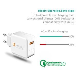 Image 4 - Suntaiho QC 3.0 USB ชาร์จโทรศัพท์สำหรับ iPhone/Samsung/Xiaomi US USB Charger Travel Wall Quick Charger Adapter ชาร์จโทรศัพท์