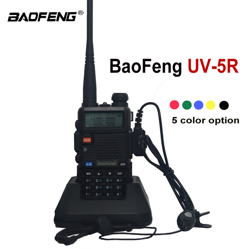 UV-, Walkie, Hunting, UHF, Transceiver, Portable