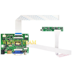Image 3 - 1280 × 800 10.1インチタブレット液晶パネルipsディスプレイVS TY2662 V1ドライバボード40ピンttl lvdsボードvga 2AV 50PIN