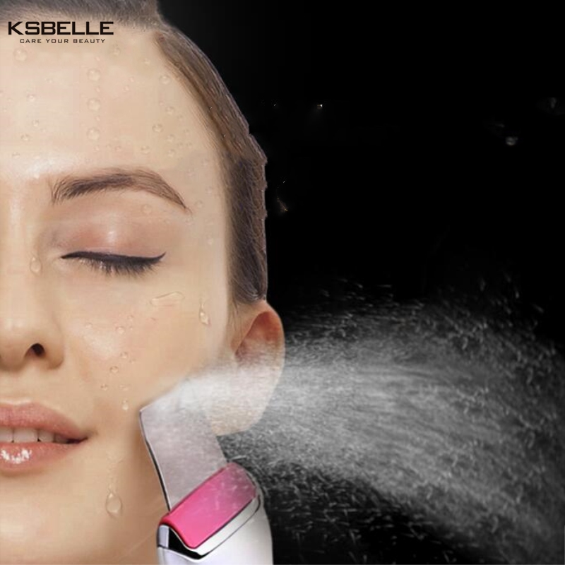 Treatment for skin facial tightening multifunctional Ultrasonic Skin scrub beauty equipment with 25000hz for all skin types пилинг gigi peeling ptca for all skin types