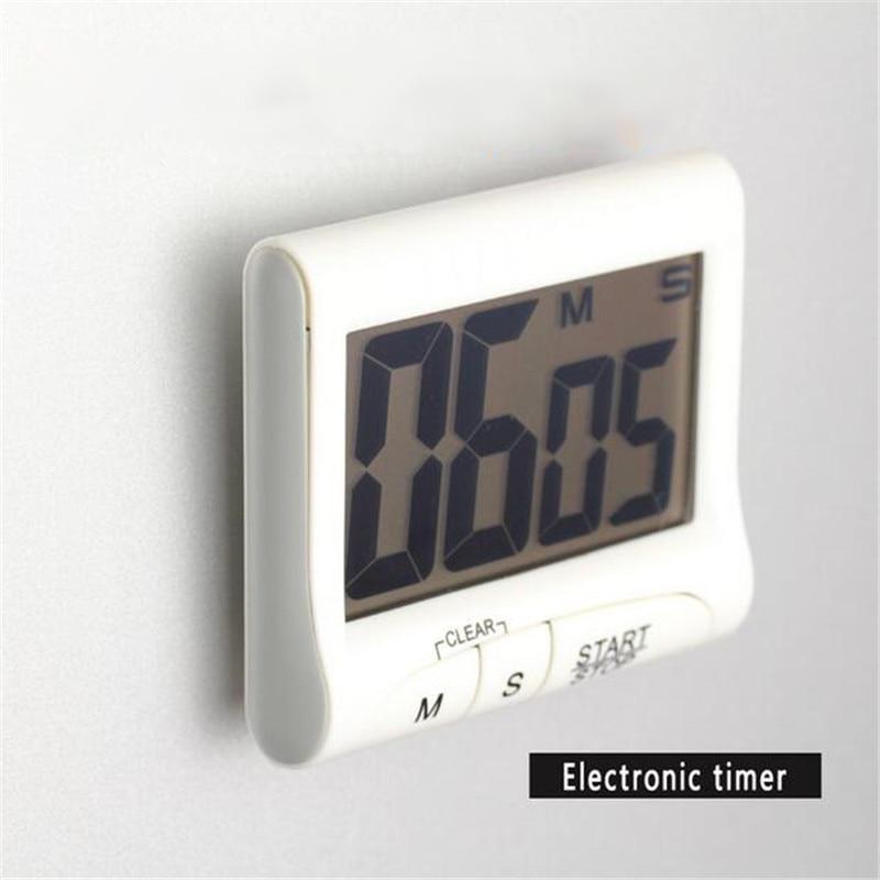 hot digital kitchen timer countdown cooking timer count down alarm clock free. Black Bedroom Furniture Sets. Home Design Ideas