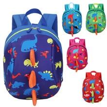 Cartoon Kid School Backpack Child Bag Kindergarten Baby Mochila Infantil Boys Girls preschool bags