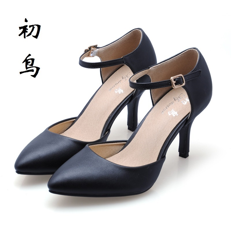 2017 Size 34-41 Fashion Black Sexy Women Sandals Pointed Toe High Heels Talon Ladies Pumps Shoes Woman Summer Style 40 summer sexy sandals woman shoes 13 candy colors women pumps fashion pointed toe 11cm high heels big size 35 43 freeshipping