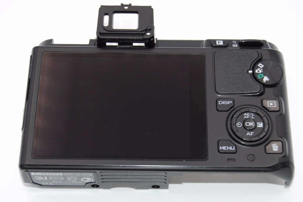 FREE SHIPPING ! 90%New  For Nikon 1 V1 Rear Back Cover With LCD Screen Replacement Repair Part free shipping 95%new camera back cover for sony nex 5r nex5r rear cover with door replacement repair part black
