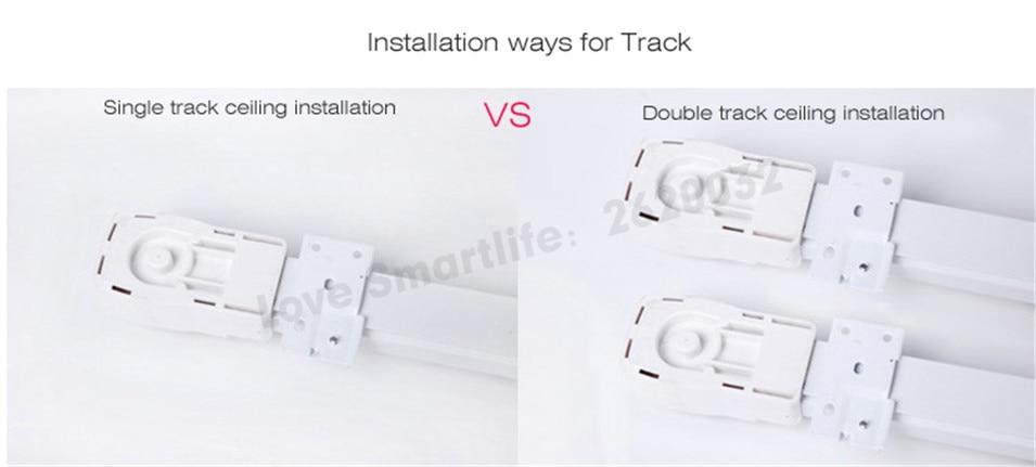 Sistema automático de controle de cortina