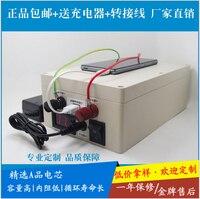 12 В в 40AH/50AH/60AH/80AH литий ионные аккумуляторы для солнечной панели/рыбалки/Открытый Портативный аварийный источник питания