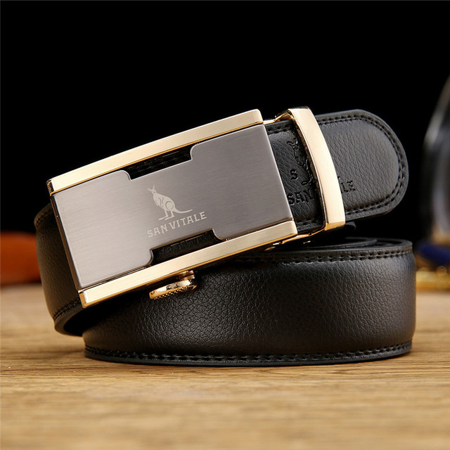 Brand men's fashion  Luxury mens belts for men genuine leather Belt for male designer belts cowskin high quality free shipping