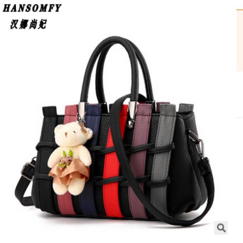 100% cuero genuino bolsos de las mujeres 2018 nueva moda femenina coreana bolso Crossbody en forma dulce mensajero bolsa de hombro