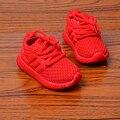 0-3 Años de Edad A Estrenar Casual Primavera Otoño Zapatos de Bebé Niño Niña Deportes Zapatos de Los Niños Primeros Caminante Zapatos de lona