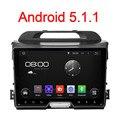 9 дюймов или 8 дюймов 1024*600 Quad Core Android 5.1.1 Fit KIA Sportage 2010 2011 2012 2013 2014 2015 Автомобиля DVD GPS Навигации Радио