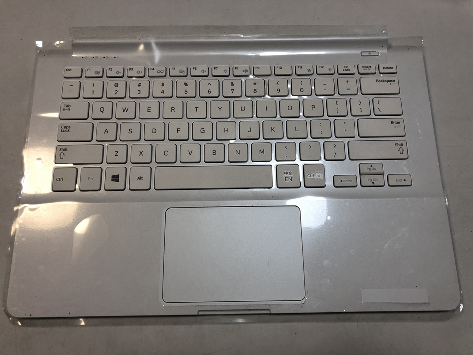 US Laptop Keyboard For SAMSUNG 905S3G 915S3G NP915S3G NP905S3G With Palmrest Case US Layout