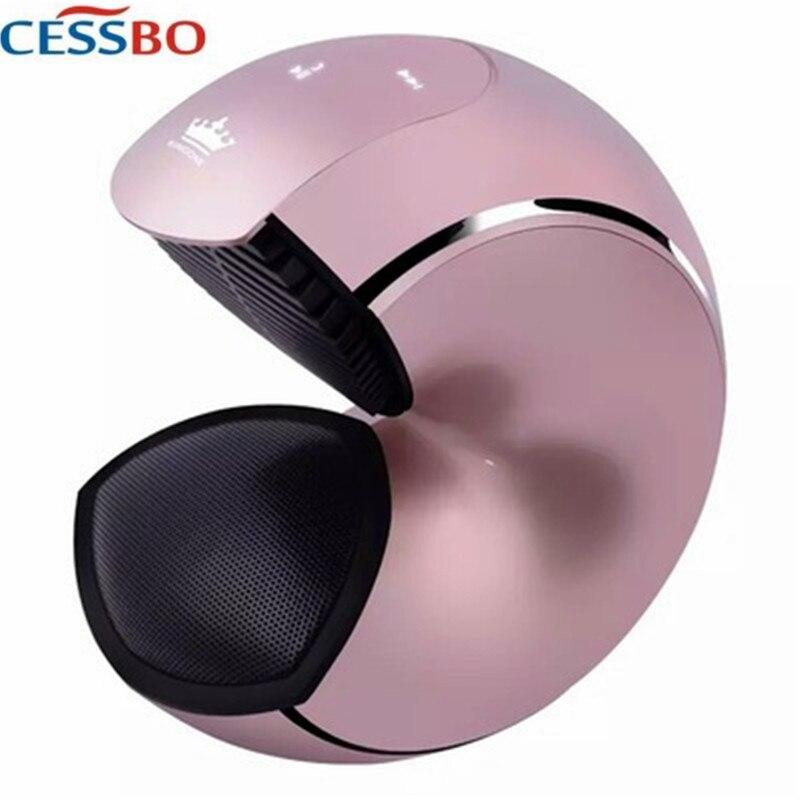 K88 conque Bluetooth haut-parleurs Portable sans fil bibliothèque haut-parleur Support Aux entrée Micro SD USB avec FM Radio Art tactile haut-parleurs