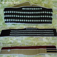 2018 Electric far infrared magnetic therapy health care waist Jade heating waist Massage Health Care Belt back & waist support