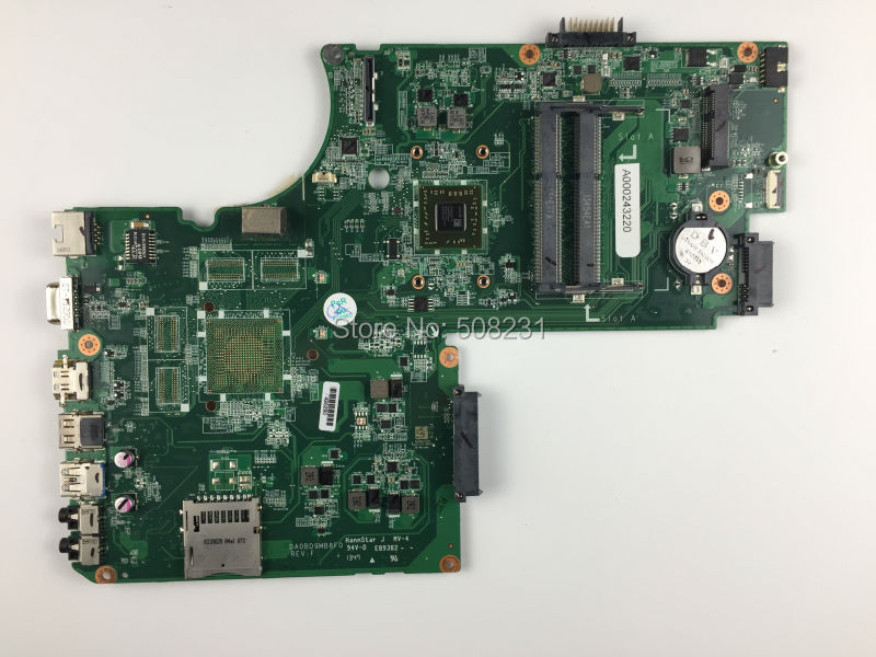 Free shipping A000243220 for Toshiba Satellite C70D C75D Motherboard  A4-5000 AMD CPU 1.5 GHz , All functions fully Tested !!!