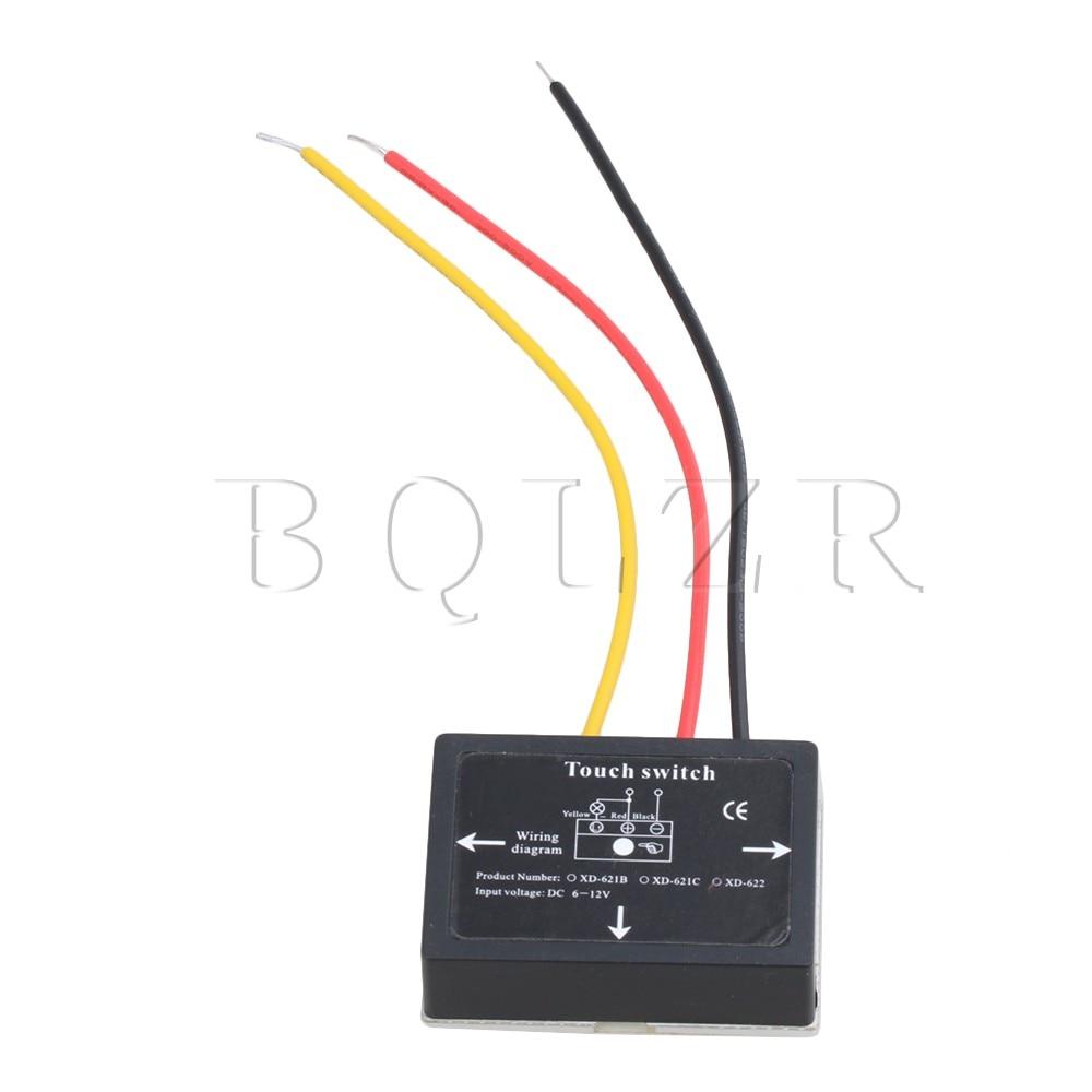 kupuj online wyprzedażowe touch lamp sensor od chińskich touch Touch Lamp Sensor Wiring Diagram bqlzr xd 622 on off przełącznik dotykowy czujnik do Łazienki lustro lampa led( touch lamp sensor wiring diagram