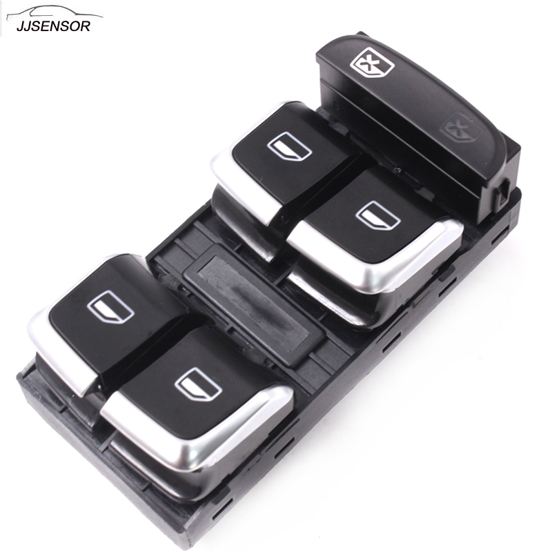 Car Electric Master Window Control Switch For AUDI A4 8KD 959 851A//8K0 959 851F