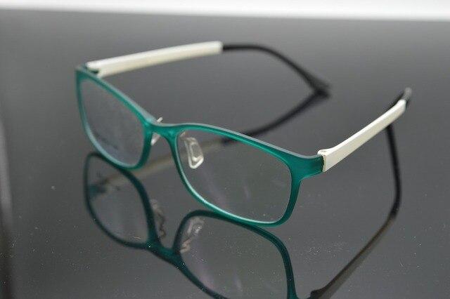 3a3240eab3a1 fashion nerd frame TR90 Ultralight Super tough Custom Made prescription lens  myopia reading glasses Photochromic -
