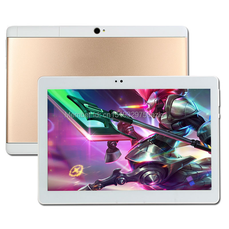 Original 10 1 inch Android 7 0 Octa Core Tablet 3G 4G LTE Dual SIM Phone