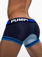 2017 New TOUCHDOWN CRUISE Athletic Leg Elastic Nylon Mesh Breathable Brand Men Underwear Boxer Sexy Gay