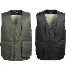 b Man Spring Plus Size Thick Down Vests Male Autumn Oversized Jackets Men Winter Velvet Outdoors Warm Outerwear