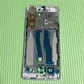 Высокое Качество Серебристая Передняя Рамка/Ближний Компактные Корпуса Крышка Корпуса Для Xiaomi mi5 m5 ми 5 Мобильный Телефон Замена