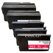5x ink cartridge Replacement for HP952 XL For Officejet 8200 8702 8710 8714 8725 8726 8727 8728 8740 8743 8744 Printer