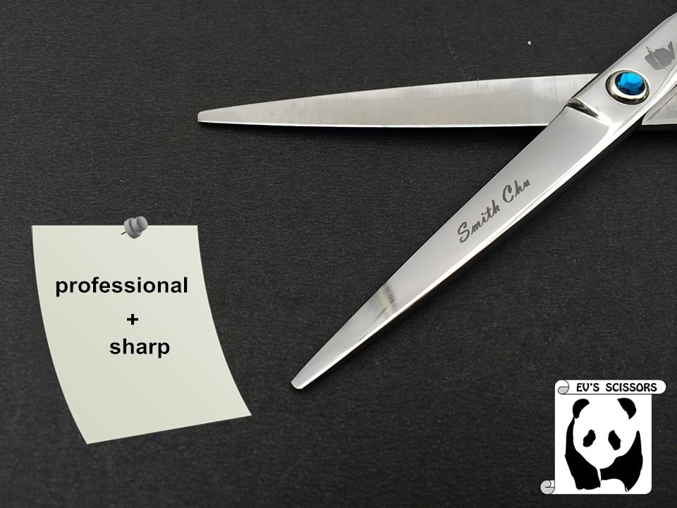 Smith chu 6.0 inch Profesional Hairdressing Gunting menetapkan 62HRC - Penjagaan rambut dan penggayaan - Foto 5