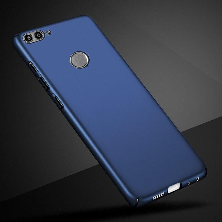 ΞPour Coque Huawei Smart FIG LX housse PSmart t phone dure Matte ...