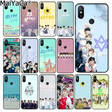 MaiYaCa KPOP ASTRO Heart shaped K-POP Soft Silicone Phone Case Cover for Xiaomi Redmi 5 5Plus Note4 4X Note5 6A Mi 6 Mix2 Mix2S(China)