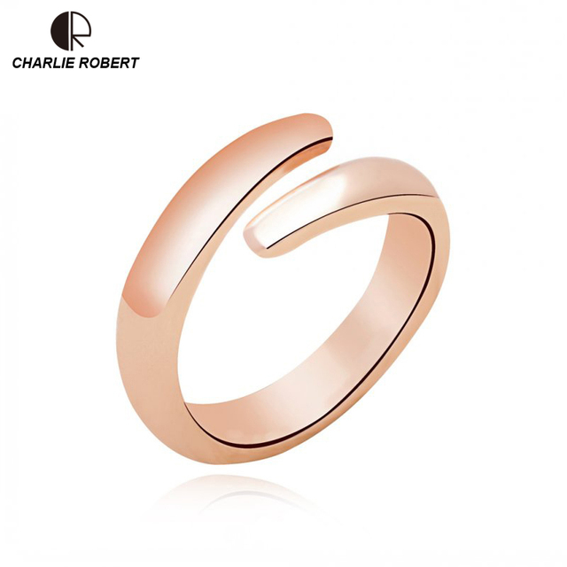 Aliexpresscom Buy Fashion Real Gold Plated Adjustable