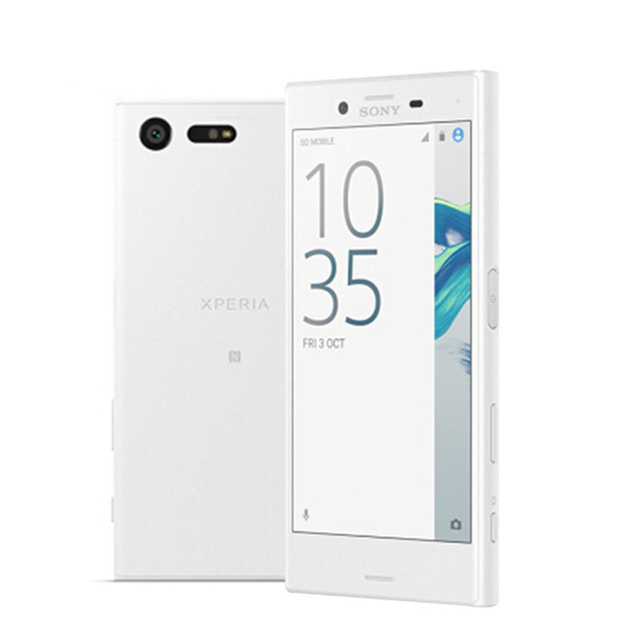 "Image 3 - Original New Sony Xperia X Compact  F5321 4G LTE Mobile Phone 4.6"" 3GB RAM 32GB ROM 2700mAh Android Fingerprint Single SIM Phone-in Cellphones from Cellphones & Telecommunications"