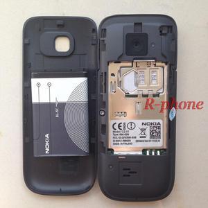 Image 5 - الأصلي نوكيا C2 C2 01 مقفلة GSM الهاتف المحمول تجديد الهواتف المحمولة والعربية الروسية العبرية لوحة المفاتيح