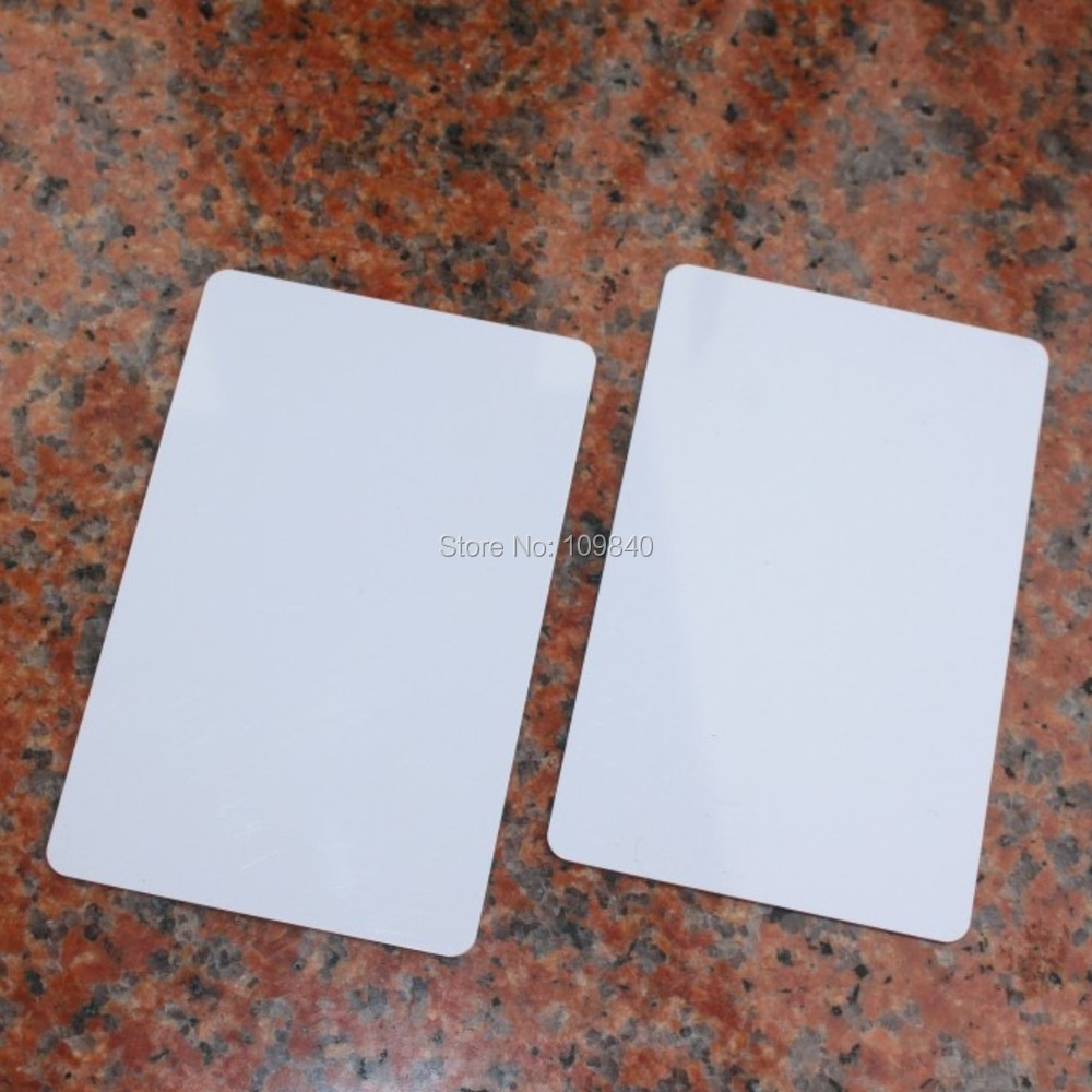 10pcs High quality RFID card UID changeable nfc cards with block 0 mutable writable for mf1 1k s50 13.56Mhz nfc card