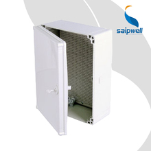 Saip Good Quality Grey CE Approved IP66  ABS Plastic Waterproof  Box 400*300*160mm