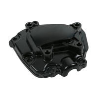New Aluminum Black Ignition Engine Stator Crank Case Generator Cover Crankcase For Yamaha YZF R1 2009
