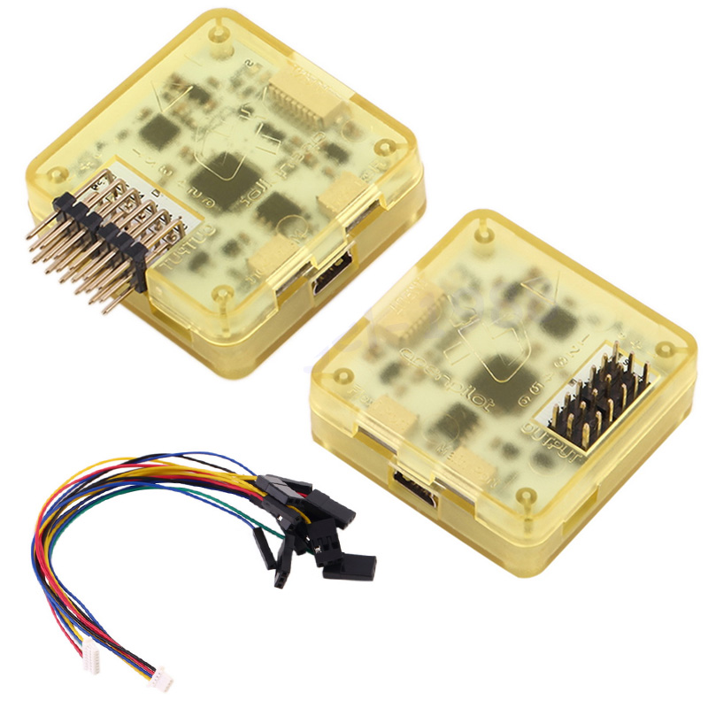1pcs CC3D Openpilot Open Source Flight Controller 32 Bits Processor Flight Control For FPV QAV250 Quadcopter