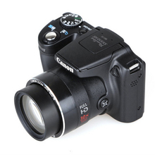 USED CANON Digital CAMERA POWER_SHOT SX510 HS 12.1MP WIFI IS 30x