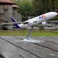 1:200 MODELOS de AVIONES AVIÓN BOEING 777F FEDEX EXPRESS AEROTRANSPORT RÉPLICA