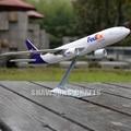 AIRCRAFT MODELS 1:200 PLANE BOEING 777F FEDEX EXPRESS AEROTRANSPORT REPLICA