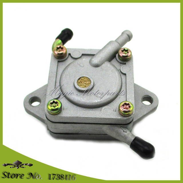 US $12 45 10% OFF Fuel Pump For John Deere Lawn Mower 240 245 260 265 GT242  GT262 GT275 GX95 F510-in Lawn Mower from Tools on Aliexpress com   Alibaba