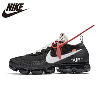 NIKE Off White X Nike Air Vapor Max OW Unisex Running Shoes Footwear Super Light Comfortable Sneakers For Men & Women Shoes