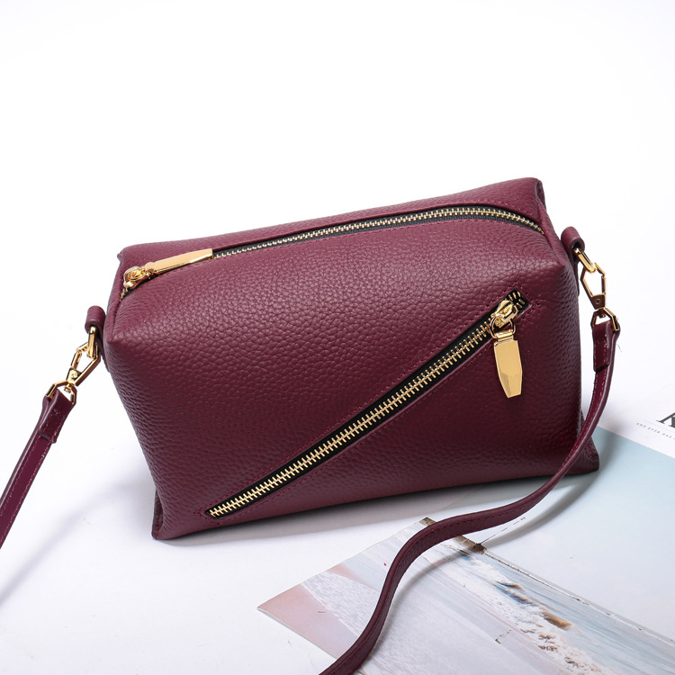Hot Sales Newest 1 1 Cowhide Leather Crossbody Bags Famous Brand Women Genuine Leather Handbagg Luxury