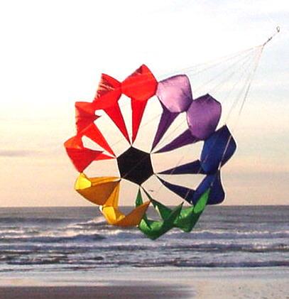 Nouveau 3D bande dessinée kite logiciel
