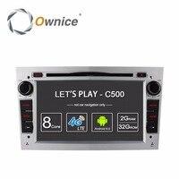 HD Octa Core 2 GB di RAM Android 6.0 per Opel Vectra C D Vivaro Meriva Antara Astra Corsa Zafira Lettore DVD Radio GPS 4G WIFI