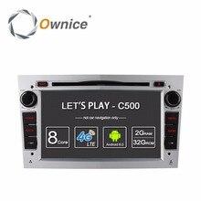 HD Octa Core 2GB RAM Android 6.0 for Opel Vectra C D Vivaro Meriva Antara Astra Corsa Zafira Car DVD Player Radio GPS 4G WIFI