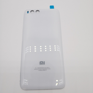 Image 5 - Funda Original xiaomi mi6 mi 6, carcasa trasera con batería, carcasa de cristal 3D, carcasa trasera de repuesto para xiaomi mi 6