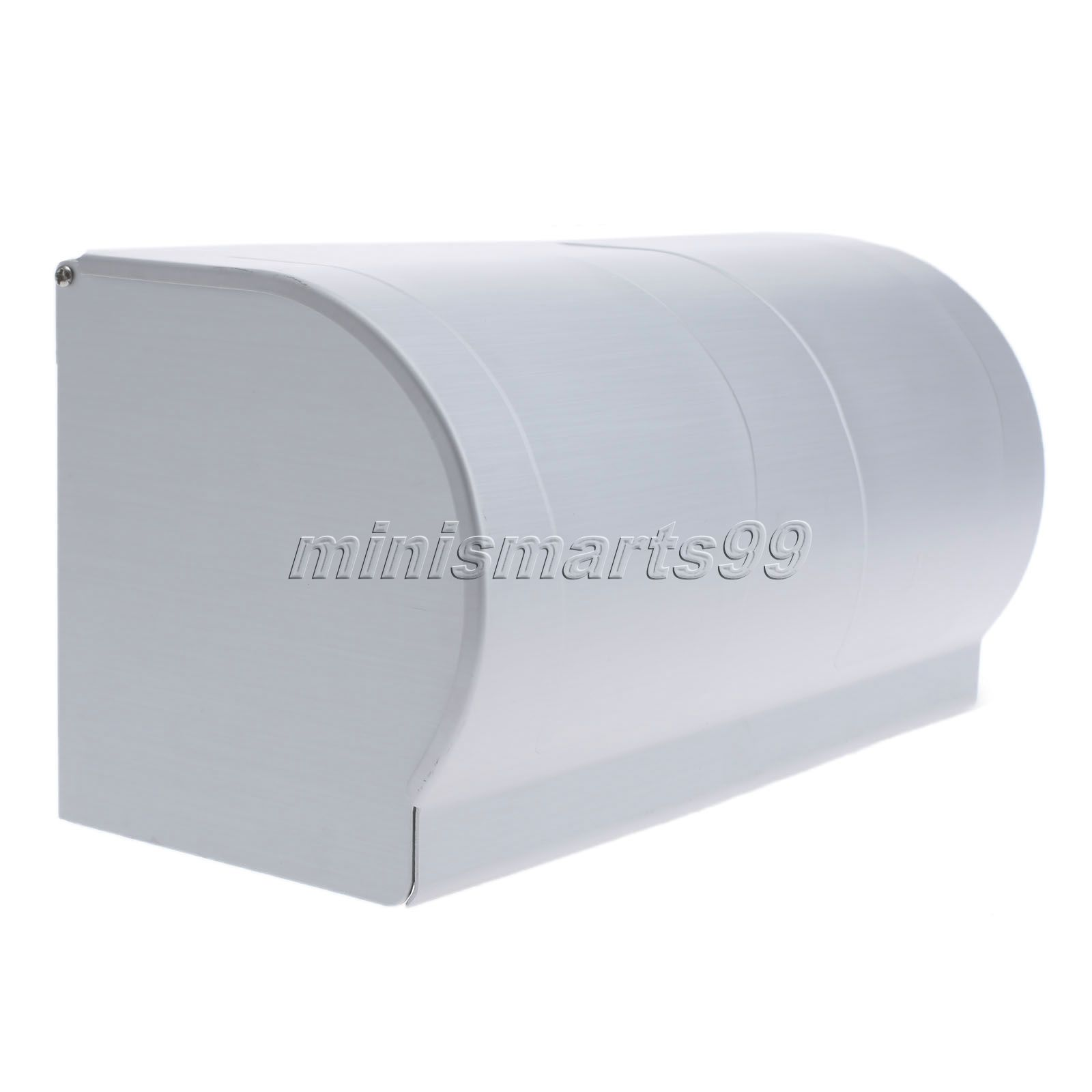 Aliexpress com Buy Wall Mounted Toilet Paper Holder Cover Roll Tissue Box  Storage Tissue Paper Shelves. Bathroom Chests Storage