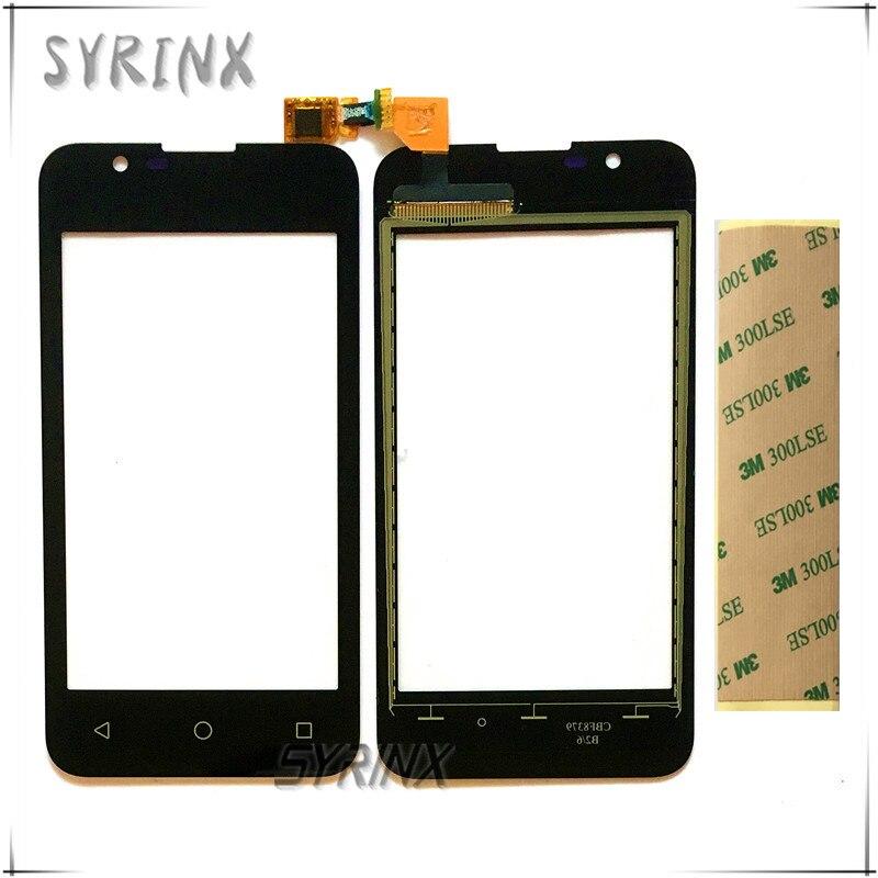 Syrinx + Bande Écran Tactile Capteur Digitizer Pour BQ BQ-4072 BQ 4072 Grève mini BQS 4072 Avant Verre Capteur Externe écran tactile