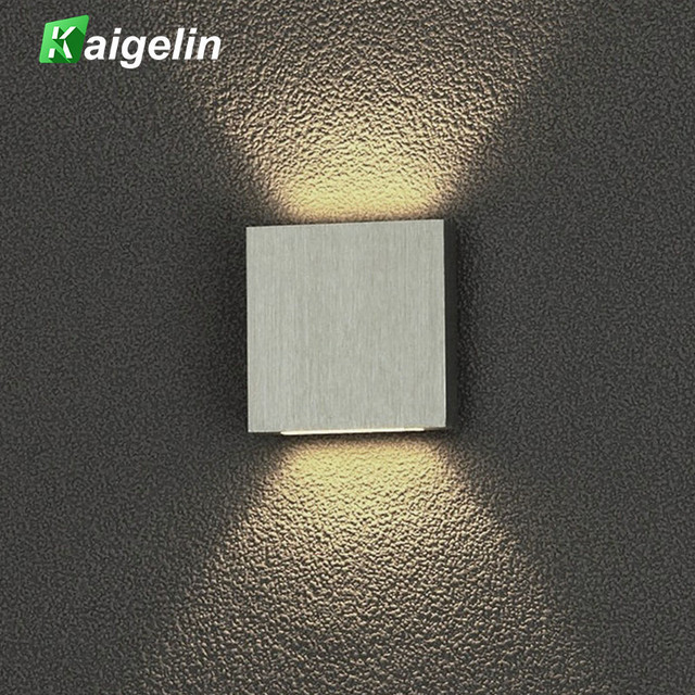 Ultra thin kaigelin 85 265v led 1w indoor wall light slice model ultra thin kaigelin 85 265v led 1w indoor wall light slice model wall lamp innovative aloadofball Images