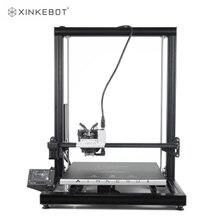 Xinkebot 3d принтер Orca2 Cygnus большой 3d принтер двойной экструдер 0,05 мм Точная печать 400x400x500 мм